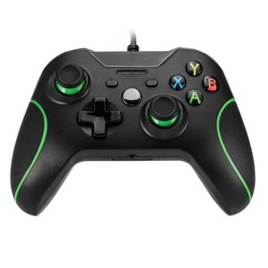 CONSOLE XBOX ONE USB filaire Xbox One Controleur Manette Gamepad Jo
