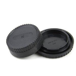 BOUCHON D'OBJECTIF couvercle arrière Cap Camera Lens Body Pour Canon