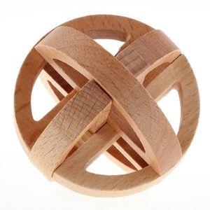 PUZZLE Puzzle  Intelligence Jouet en bois chinois Casse-t
