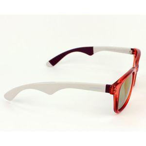 Lunettes de soleil Carrera 6000-R -40RE2 Rouge - Gris Rouge, Gris ... 776e95f6b0ff