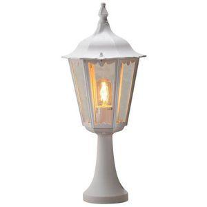 lampadaire ext rieur blanc achat vente lampadaire. Black Bedroom Furniture Sets. Home Design Ideas