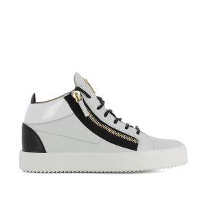 Chaussures De Sport Pour Les Femmes En Vente, Blanc, Cuir, 2017, 36 36,5 37 38 38,5 Giuseppe Zanotti