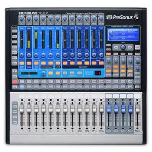TABLE DE MIXAGE PRESONUS STUDIOLIVE 16.0.2 - Console de mixage