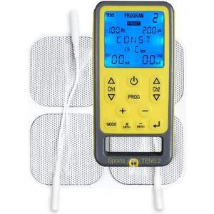 APPAREIL ÉLECTROSTIM Sports TENS - Electrostimulateur 2 canaux (TENS, E