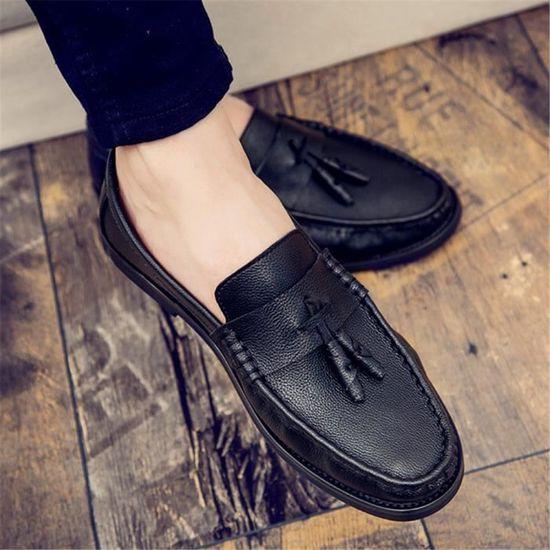 Super Loafer Plus Homme Chaussures Supérieure Couleur Qualité Poids Moccasins Nouvelle Antidérapant Confortable Léger De dAPp0POnx