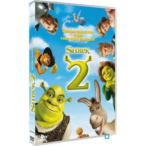 DVD FILM Shrek 2