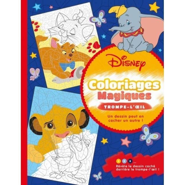 Coloriage Magique Unites De Mesure.Coloriage Magique Disney Achat Vente Pas Cher