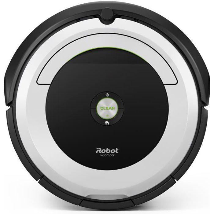 Aspirateur robot Roomba