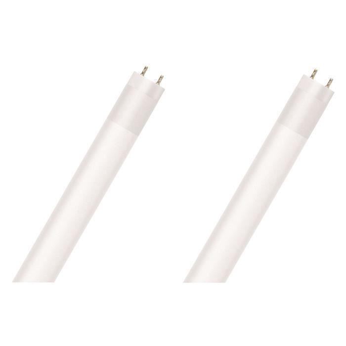 AMPOULE - LED OSRAM Lot de 2 Ampoules tube LED 120 cm G13 16,2 W
