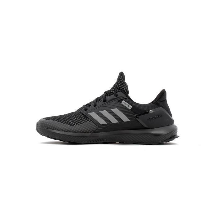 Chaussures Enfant Running Rapidarun Adidas De Noir K Achat XPZiku