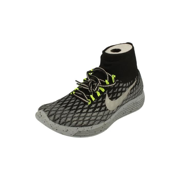 the latest 1018d a566b Nike Femme Lunarepic Flyknit Shield Running Trainers 849665 Sneakers  Chaussures 001