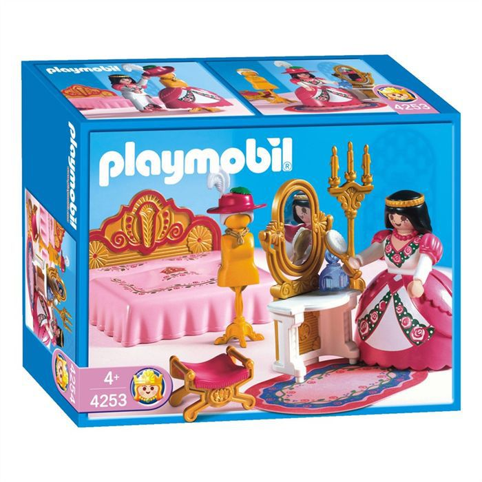 Playmobil chambre princesse achat vente univers for Chambre princesse playmobil