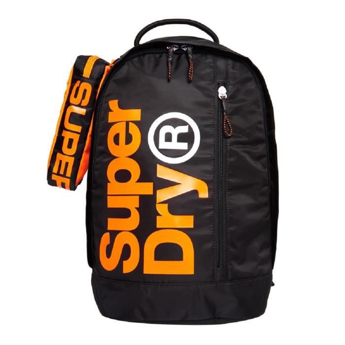 96347fe4eece1 Sac à dos Superdry Academy Freshman Backpack Noir - Achat   Vente ...