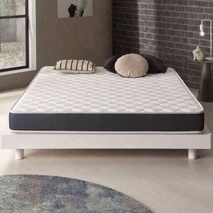 matelas 90 x 190 cm achat vente matelas 90 x 190 cm pas cher cdiscount. Black Bedroom Furniture Sets. Home Design Ideas