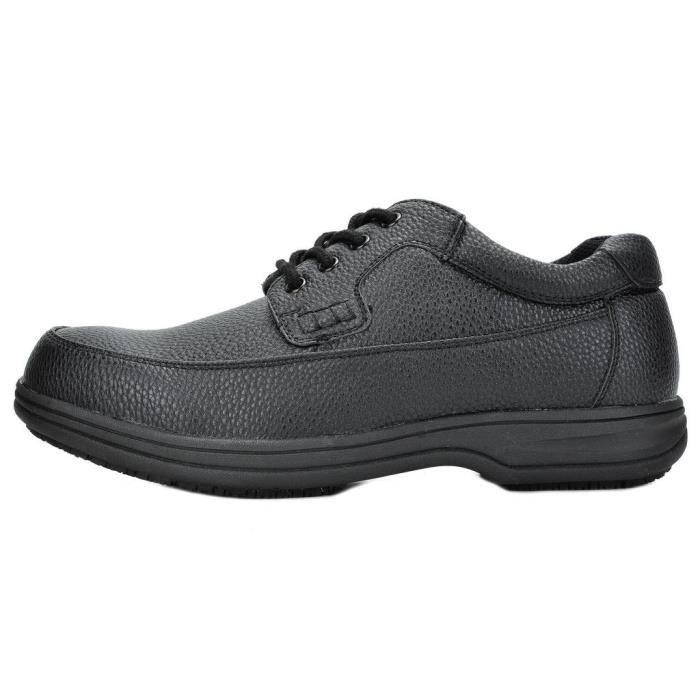 Shack huile Oxfords résistant restaurant Chaussures de travail OITQU Taille-42 YZ3sFtp