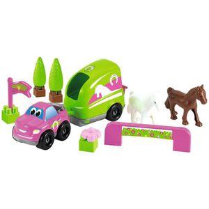 ABRICK Van Equestre Fast Car