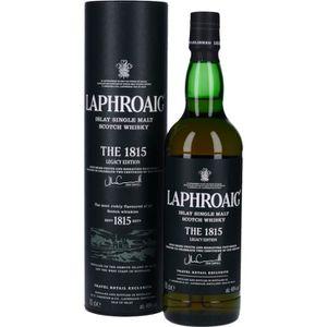 WHISKY BOURBON SCOTCH Liqueur (ou Alcool) - Laphroaig The 1815 Edition 4