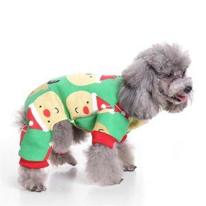 169fcbfa1a675 KIT VÊTEMENT Cool et mignon le costume de Noël vêtements de cha