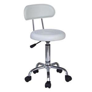 Chaise de bureau sans roulette Achat Vente Chaise de bureau