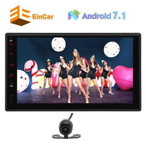 TABLETTE TACTILE EINCAR Android 7.1 Car Stereo Radio Double Din ave