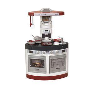DINETTE - CUISINE MIELE - Cuisine d'angle avec équipement pour Enfan