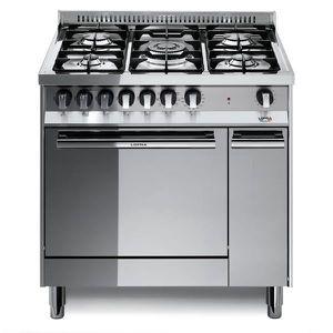 CUISINIÈRE - PIANO LOFRA MT86MF-C 80X60 cuisinière AVEC TOP EN INOX P