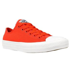 Converse Chuck Taylor Ii Whit toile Chaussures de sport Mode H0RKG Taille-42 2p6Ub