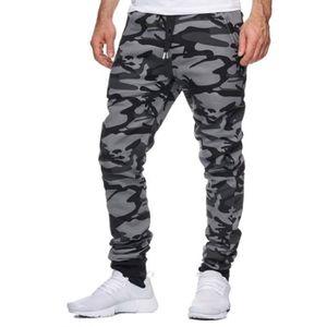 SURVÊTEMENT Jogging Homme Camouflage Noir Violento