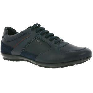 MOCASSIN GEOX U Symbol A Hommes Sneaker Bleu U72A5A 0CLME C