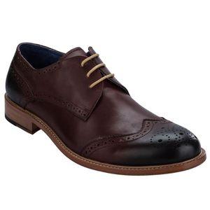 DERBY Chaussures basses Stefano derby en cuir pour homme