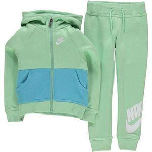 SURVÊTEMENT Jogging Polaire Vert Bébé Nike Fille 111e47f6b3c3