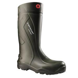 2aa43192dcd5b BOTTE Dunlop - Bottes de pluie PUROFORT PLUS - Adulte mi