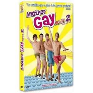 DVD FILM Another Gay Movie 2