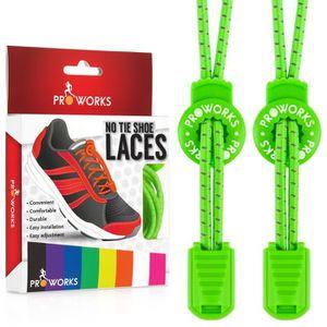 LACET  Proworks Lacets Sans Laçage ? Elastique Lacets Pou