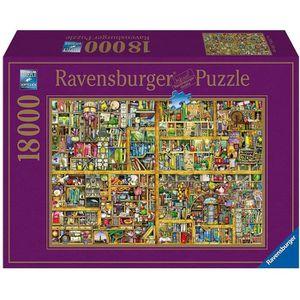 PUZZLE Puzzle 18000 pcs Bibliothèque Magique