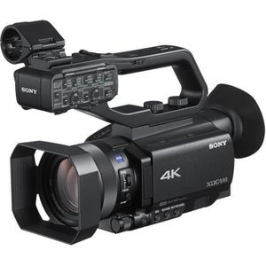 CAMÉSCOPE NUMÉRIQUE Sony XDCAM PXW-Z90V Caméscope 4K - 30 pi-s 20.0 MP