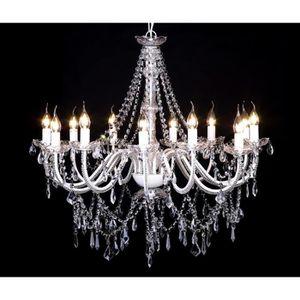 lustre venitien baroque 12 feux 1600 cristaux 5 Incroyable Achat Lustre Shdy7