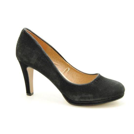 Femme - CHAUSSURE MARIA - MARIA MARE - MARIA CHAUSSURE MARE 61029 - Negro - (34) Noir Noir - Achat / Vente escarpin ad5ff2