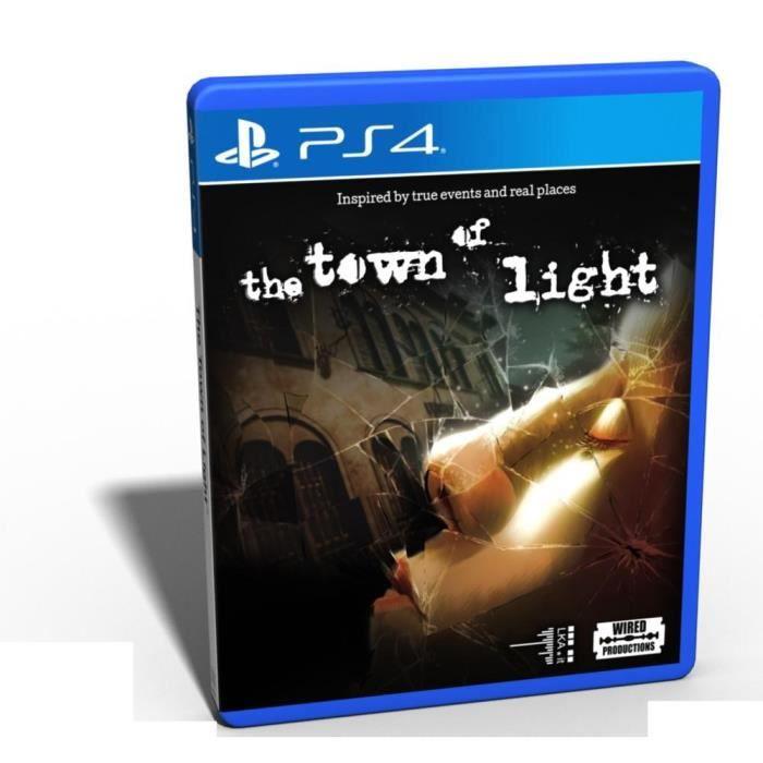 The Town of Light Jeu PS4