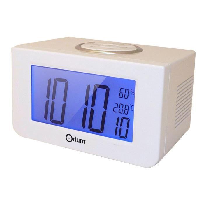 Orium Réveil Rc Digital Parlant Automatique