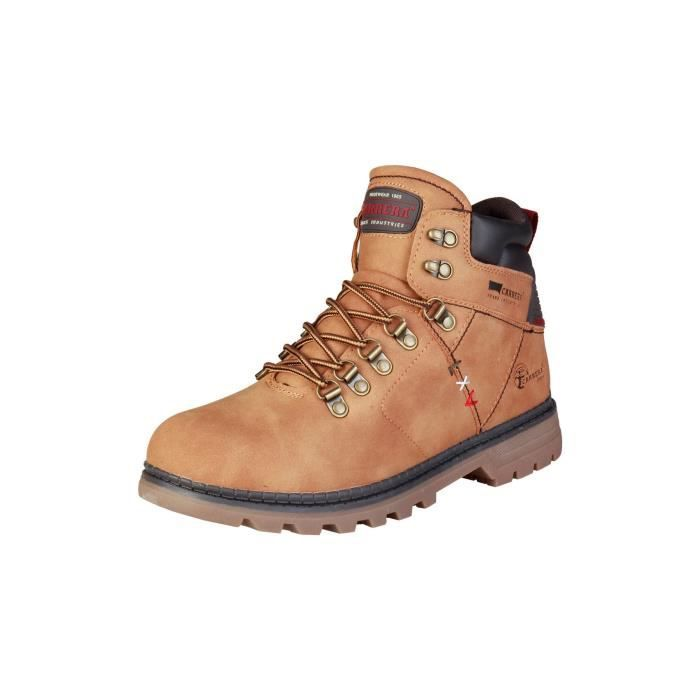 Carrera Jeans - Boots / bottines montantes Latemar - Camel P,44 Marron