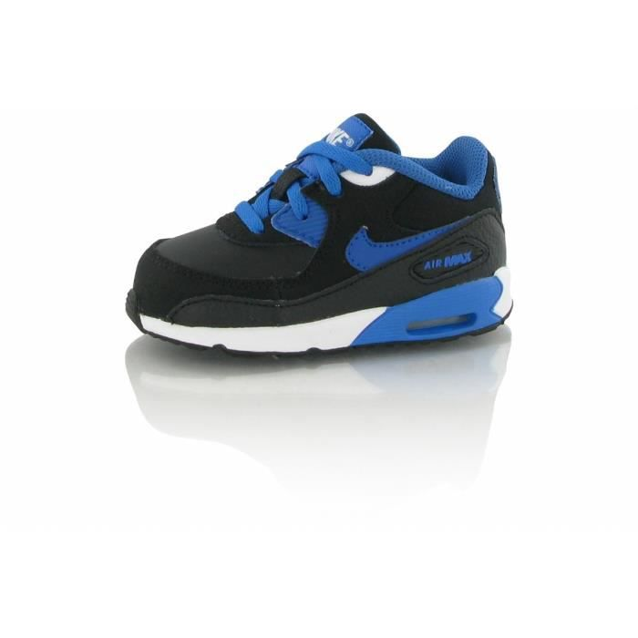 Chaussures Nike Air Max 90 Baby Noir Noir Achat Vente