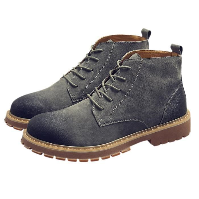 à Chukka Lacets Boots GRAND Outdoors Cuir Homme HEE RBFpXxwx