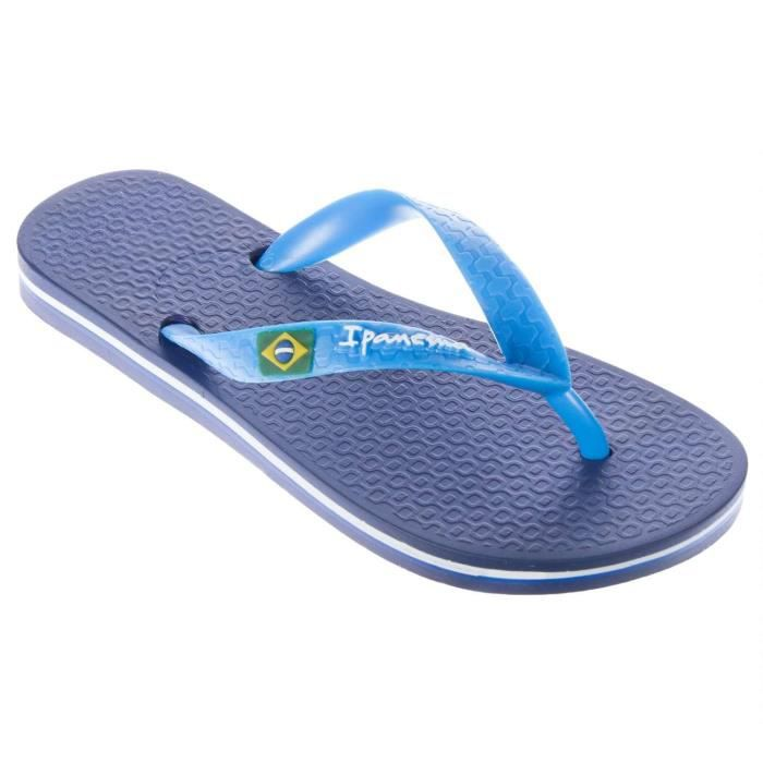 Ipanema Tongs Bébé Bleu, 27-28