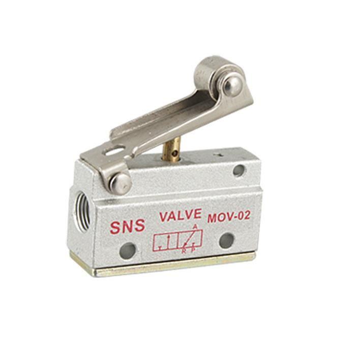 3 Npt Voies 8 Mécanique Valve Sourcingmap Positions 2 Pneumatique lJKF1c