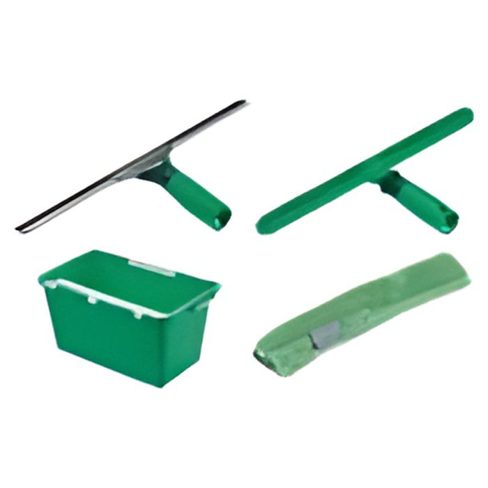 Kit de nettoyage des vitres unger vitreco achat vente pi ce entretien sol cdiscount for Raclette a vitre unger