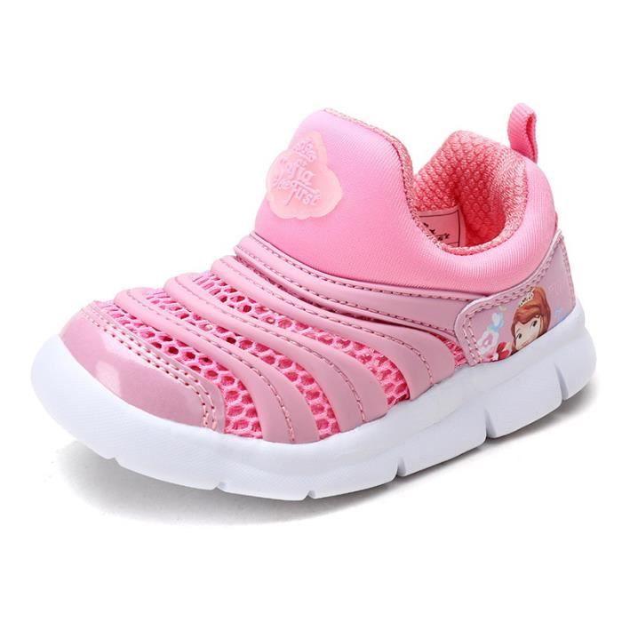 Enfants garçons et filles chaussures de sport confortables chaussures de casual