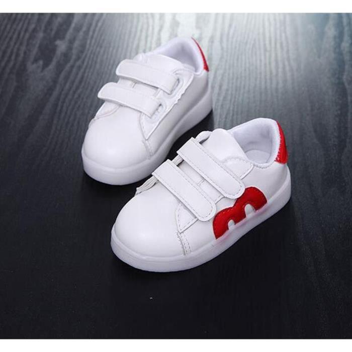 Chaussures de sport pour enfants pour enfants de printemps et d'automne 2017 Jc5aCnwKV