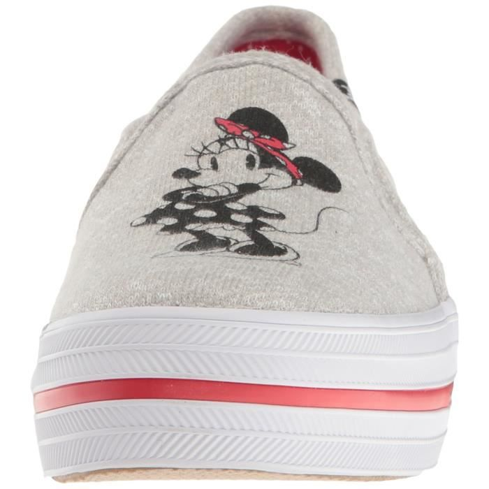 Triple Decker Minnie Jersey Fashion Sneaker HPMIN Taille-39 1-2