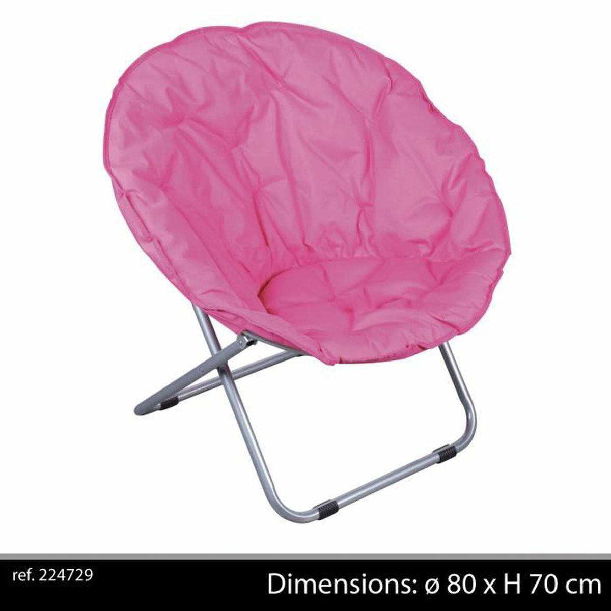 fauteuil rose fushia achat vente pas cher. Black Bedroom Furniture Sets. Home Design Ideas